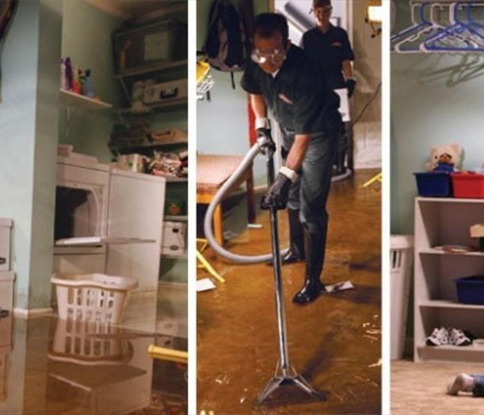 Water Damage When and why you need to call a specialist!