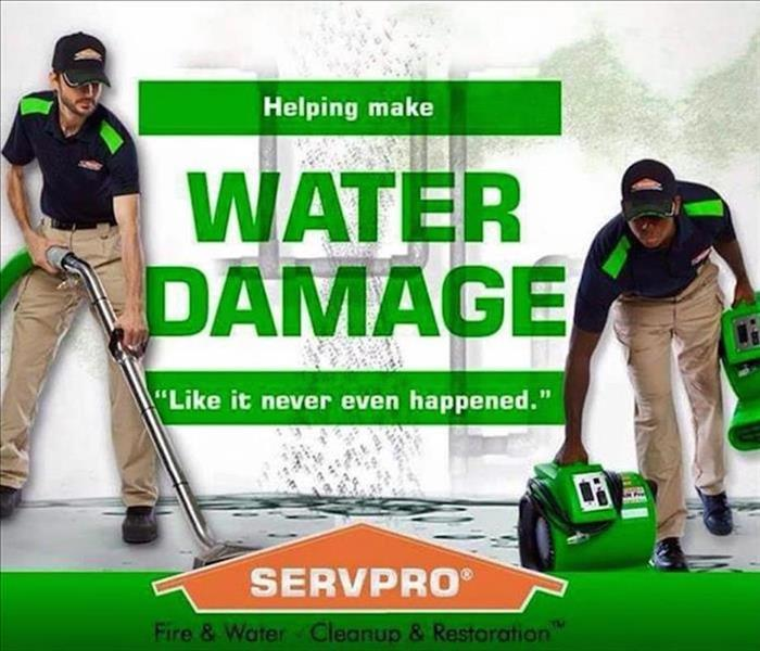 Water Damage Always Call an Expert for Repairs